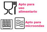 Envases de PET apto para su uso en Microondas